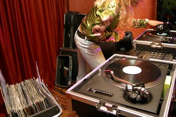 Turntablist or battle DJs manipulate the sounds of records and doesn't focus on mixing