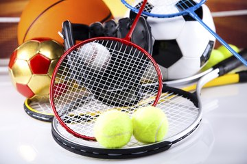 A P.E. teacher must be knowledgeable in a variety of sports such as tennis, basketball, football, baseball and a host of other disciplines.