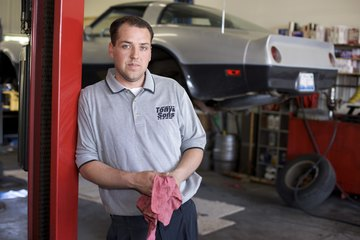 Enroll in a car mechanic's course at your local college.