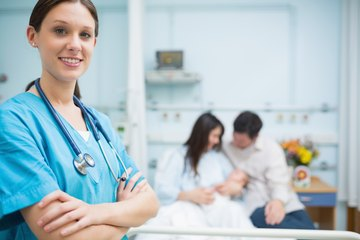 Some nurses are required to work additional hours.
