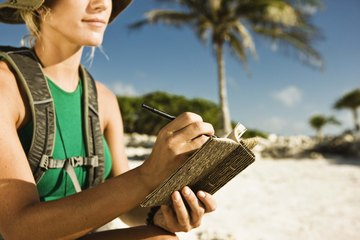 Write from anywhere and be rewarded for traveling.