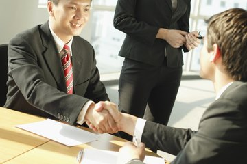 Negotiate the contract with the help of your agent.