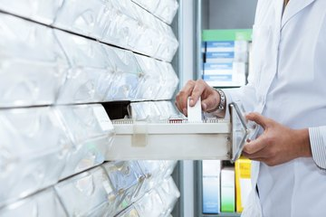 Pharmacy Aides make less money than Technicians.