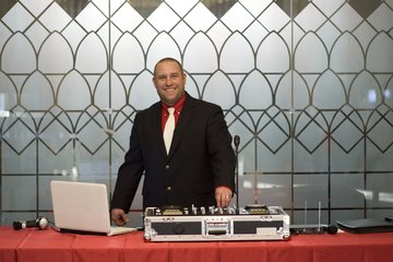 The Wedding DJ specializes in social gatherings