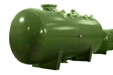 Steam Boiler Vessel