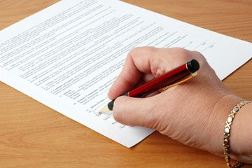 Document important details of your at-home recruiting position.
