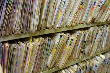 Maintaining records for a large organization can be cumbersome and time consuming.