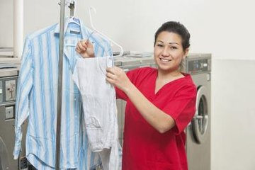 Duties of a Laundry Attendant | Career Trend