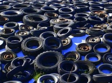 Facts on Tire Recycling