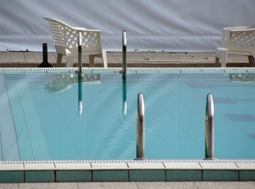 Make sure your pool has a healthy pH level.