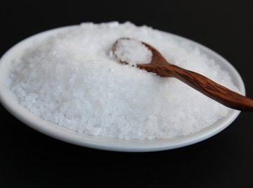 Magnesium chloride is extracted from seawater