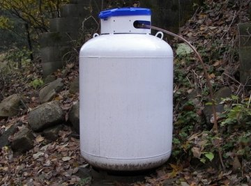 It's important to select the right propane tank.
