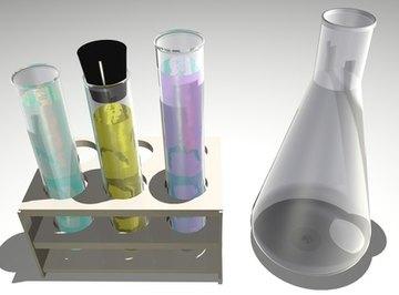 Test tubes - basic laboratory equipment