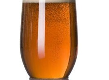 Test for the alcohol content of your brew using a hydrometer.