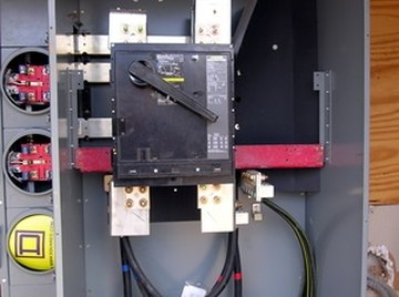 Limit switches are used in electrical and heating components.