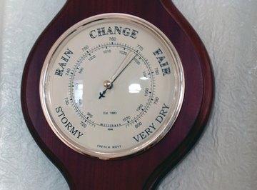 The dial barometer