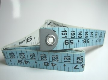 Feet can be converted to meters by using multiplication.