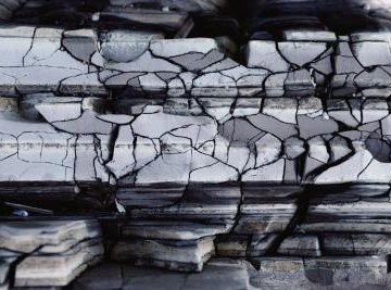 Slate is a metamorphic rock.