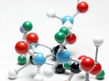 Molarity describes the quantity of molecules per unit volume.