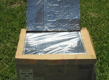 Make a Solar Oven Science Fair Project