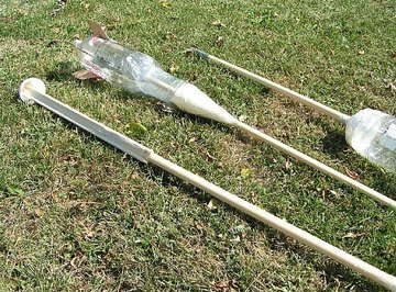 Great Bottle Rockets Designed for Distance.