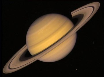 What is the Distance From Saturn to the Sun?