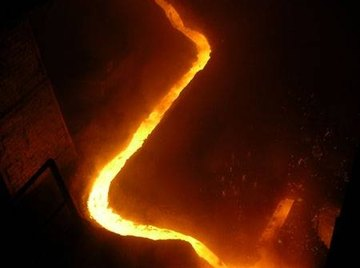 How is Iron Made Into Steel?