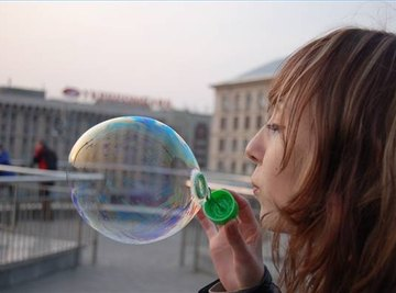 How Bubbles Are Made