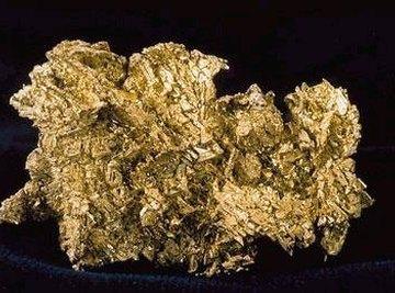 Although gold resists most chemicals, mercury dissolves it.