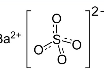 Physical Properties of Barium Sulfate