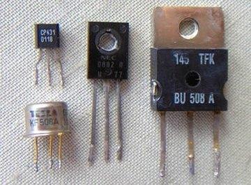Read Transistors