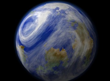 On its own, hydrogen is the least abundant element on earth.