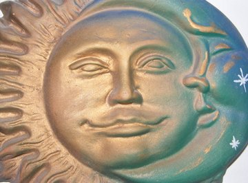The sun and moon--heavenly bodies that hold our fascination.