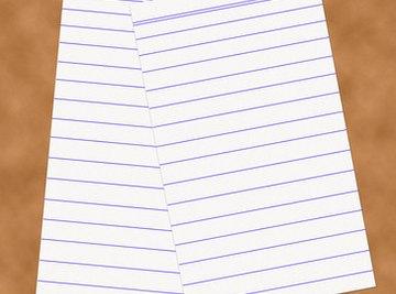 Determine the bulk of paper.