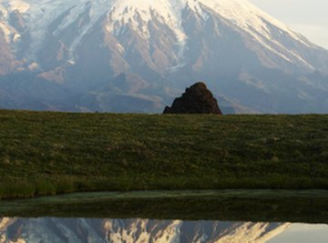 Volcanoes may lie dormant for thousands of years.
