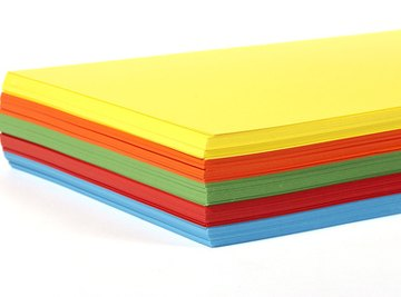 Like all materials, paper has thermal properties.