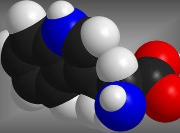 Glucose has a complex molecular structure.