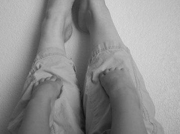 Big feet, little feet