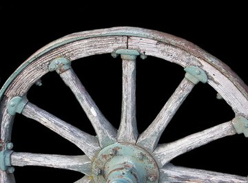 The wheel and axle together form a type of lever, which is a simple machine.