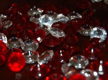 Rubies are mined worldwide.
