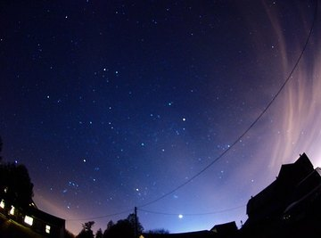 Is Orion's Belt Part of the Big Dipper