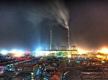 Benzene in industry