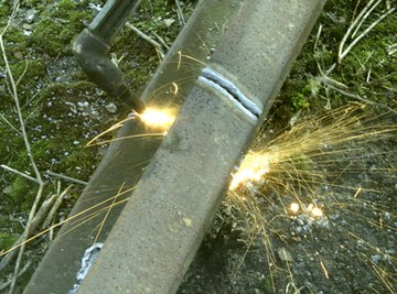 Knowing how specific metals will weld together is important to each welding job.