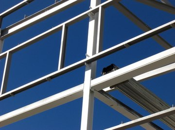 Steel beams can support heavier loads than engineered wood.