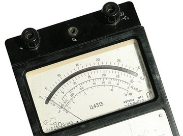 Analog multimeters have some disadvantages.