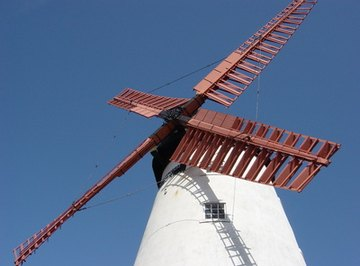 Kids can discover how electricity and windmills can work together as a renewable energy source.