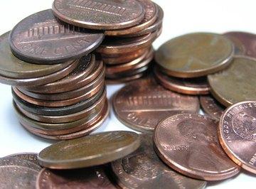 Arrange pennies to find factors of a number using arrays.
