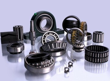 The coefficient of friction in each of these types of bearings differs, but each can be calculated.