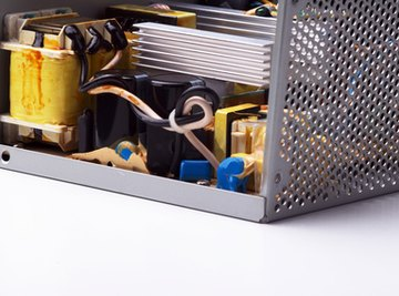 Zener diodes are used in power supplies