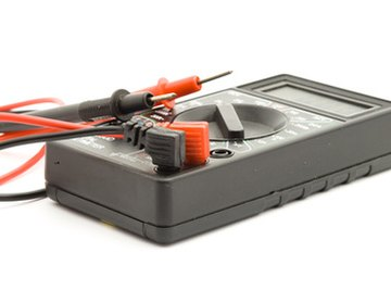Test battery life and strength with a battery multimeter.